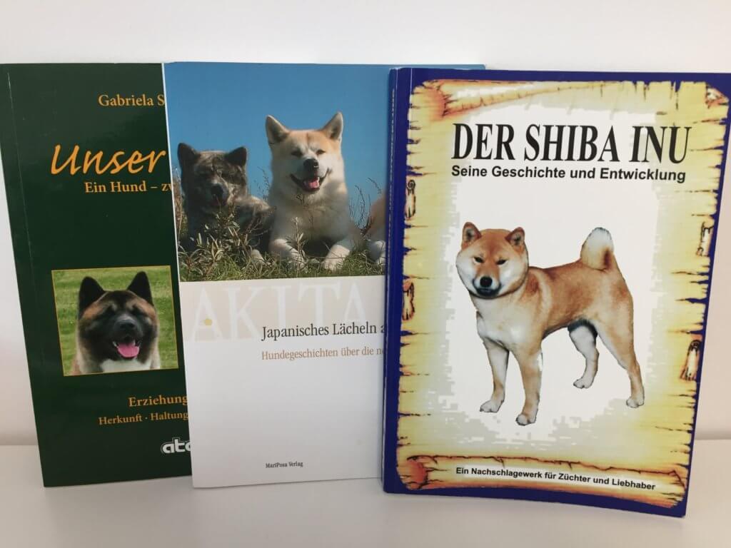 Shiba Inu Akita Inu Bücher